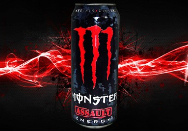 Boissons Monster